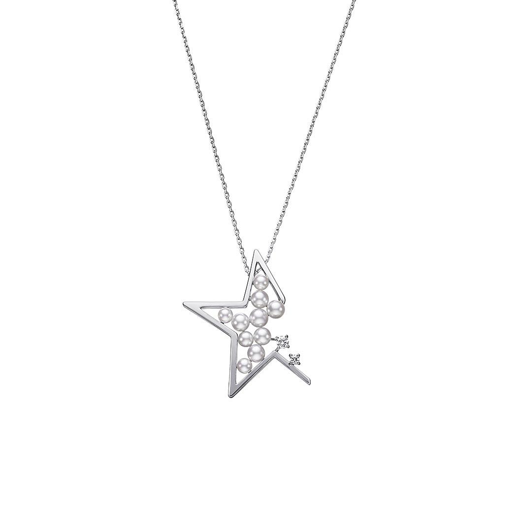 abstract star luce 项链