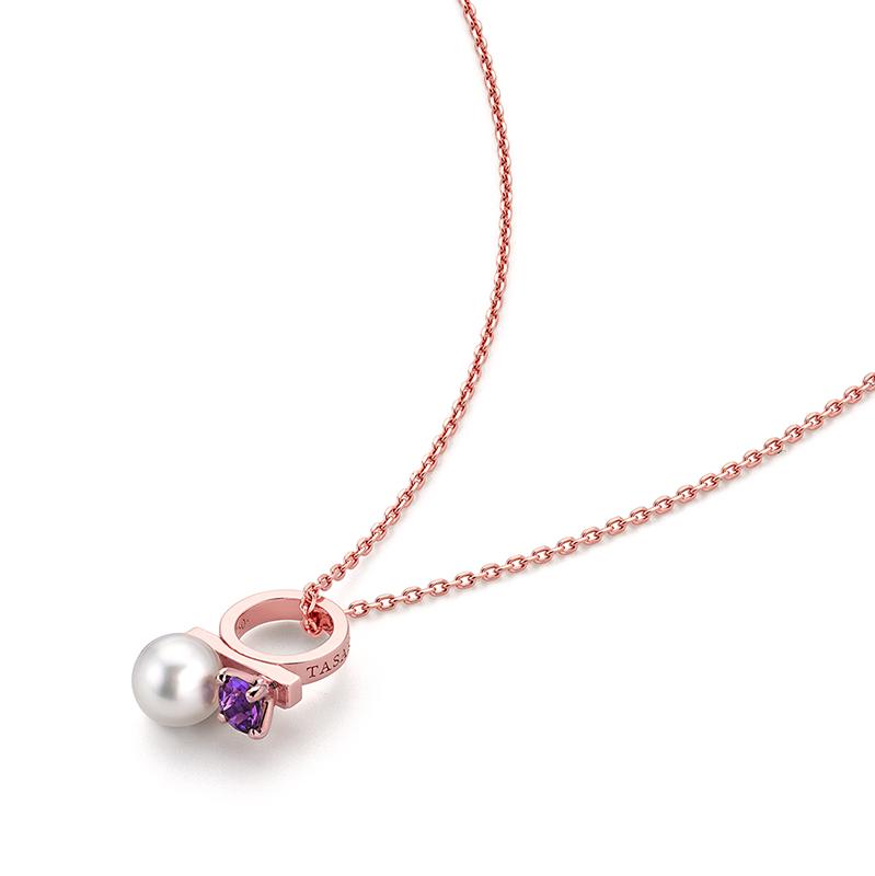 """""""petit"""" balance class charm 二月紫水晶"""