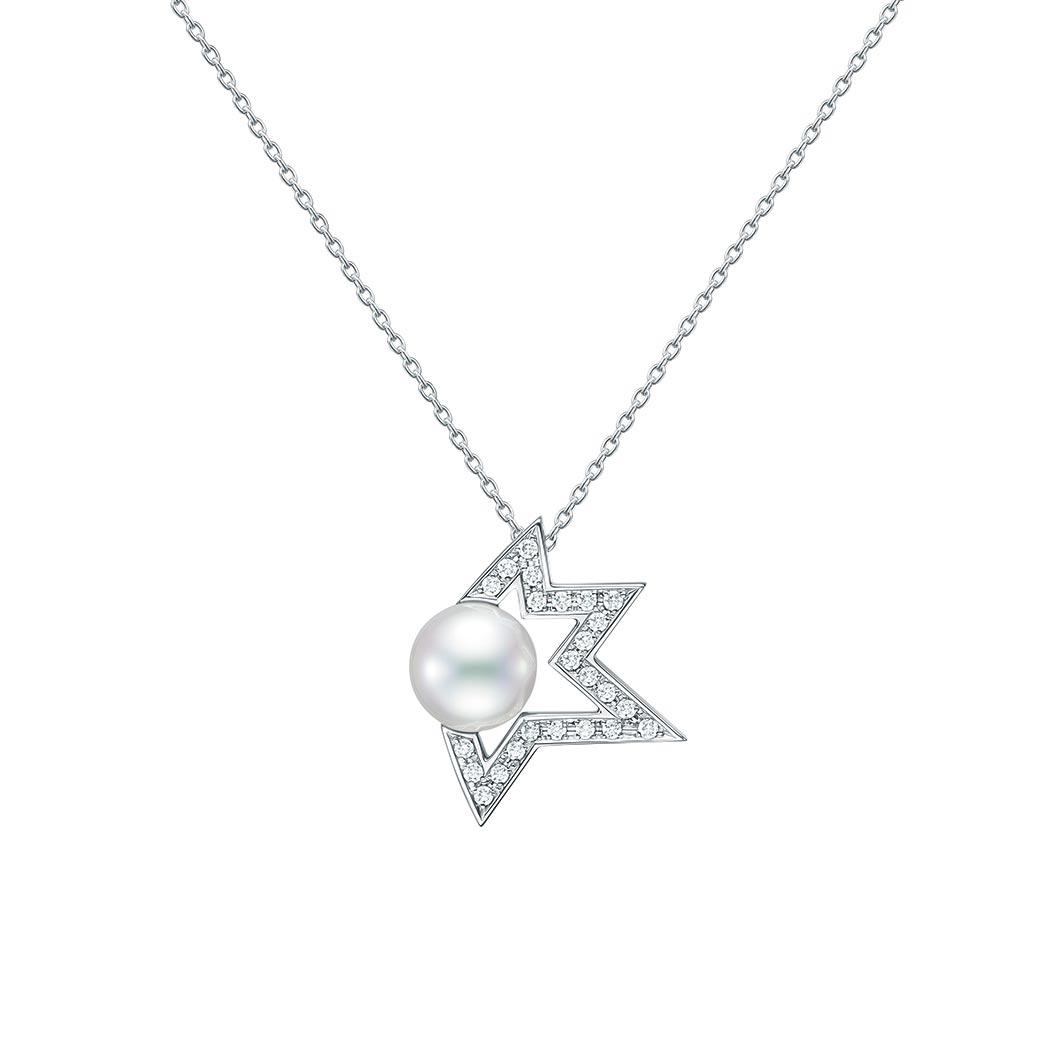 comet plus diamond 项链